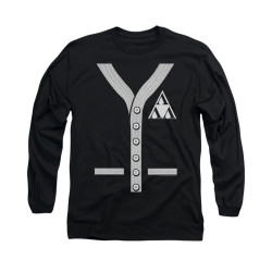 Image for Revenge of the Nerds Long Sleeve T-Shirt - Tri Lambda Sweater