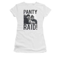 Image for Revenge of the Nerds Girls T-Shirt - Panty Raid