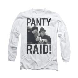 Image for Revenge of the Nerds Long Sleeve T-Shirt - Panty Raid