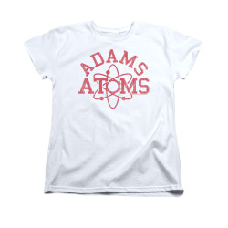 Image for Revenge of the Nerds Woman's T-Shirt - Adams Atoms