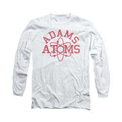Image for Revenge of the Nerds Long Sleeve T-Shirt - Adams Atoms