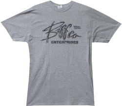 Image Closeup for Back to the Future Biffco Enterprises T-Shirt