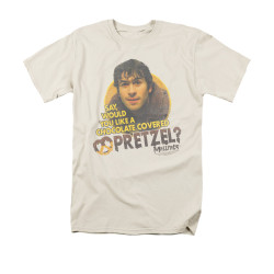 Image for Mallrats T-Shirt - Pretzels