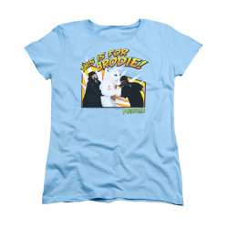 Image for Mallrats Woman's T-Shirt - Bunny Beatdown
