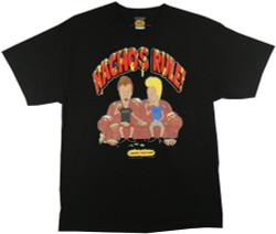 Beavis and Butt-head Nachos Rule T-Shirt