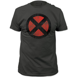 Image for X-Men T-Shirt - Distressed Logo