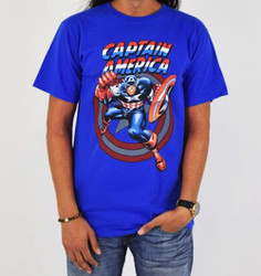 Image for Captain America T-Shirt - Fist
