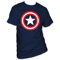 Image for Captain America T-Shirt - Shield