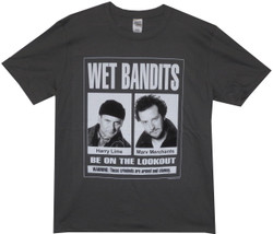 Image for Home Alone Wet Bandits T-Shirt