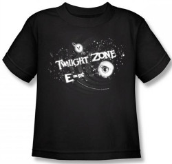 Image for Twilight Zone Another Dimension Kids T-Shirt