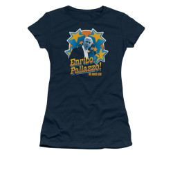 Image for Naked Gun Girls T-Shirt - It's Enrico Pallazzo