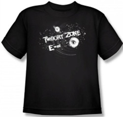 Image for Twilight Zone Another Dimension Youth T-Shirt