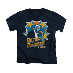 Image for Naked Gun Kids T-Shirt - It's Enrico Pallazzo