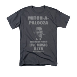 Image for Old School T-Shirt - Mitchapalooza