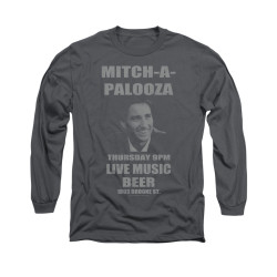 Image for Old School Long Sleeve T-Shirt - Mitchapalooza