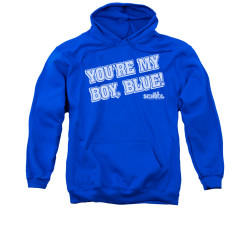 Image for Old School Hoodie - My Boy Blue
