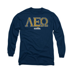 Image for Old School Long Sleeve T-Shirt - Leo