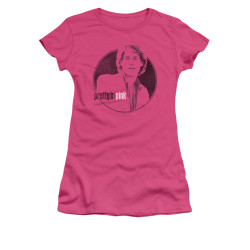 Image for Pretty in Pink Girls T-Shirt - Steff