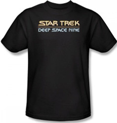 Image for Star Trek Deep Space Nine T-Shirt - Logo