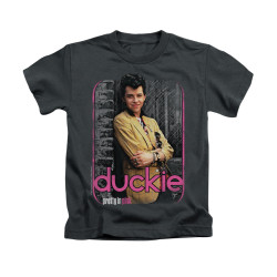 Image for Pretty in Pink Kids T-Shirt - Just Duckie