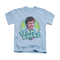 Image for Pretty in Pink Kids T-Shirt - Team Blaine