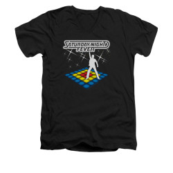 Image for Saturday Night Fever V-Neck T-Shirt - Should Be Dancing