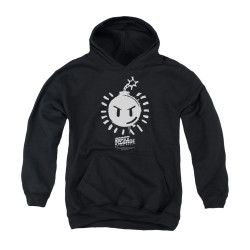 Image for Scott Pilgrim vs. The World Youth Hoodie - Sex Bob-omb Logo