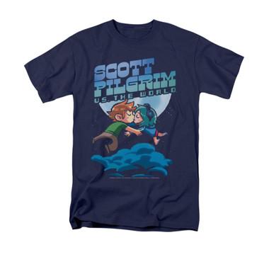 Image for Scott Pilgrim vs. The World T-Shirt - Lovers
