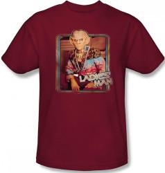 Image for Star Trek Deep Space Nine T-Shirt - Ladies Man