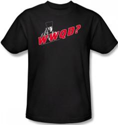 Image for Star Trek the Next Generation T-Shirt - WWQD?