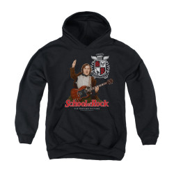 Image for School of Rock Youth Hoodie - The Teacher is In