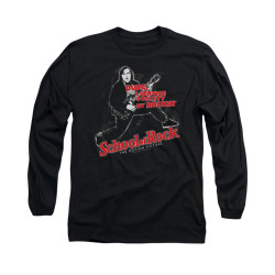 Image for School of Rock Long Sleeve T-Shirt - Rockin'
