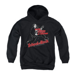 Image for School of Rock Youth Hoodie - Rockin'