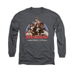 Image for School of Rock Long Sleeve T-Shirt - I Pledge Allegiance
