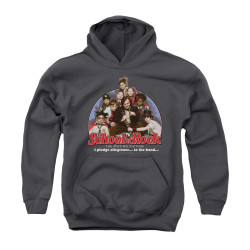 Image for School of Rock Youth Hoodie - I Pledge Allegiance