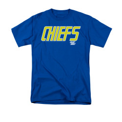 Image for Slap Shot T-Shirt - Chiefs Logo
