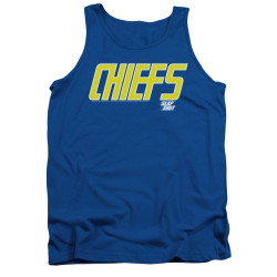 Image for Slap Shot Tank Top - Chiefs Logo