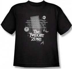Image for Twilight Zone Monologue Youth T-Shirt