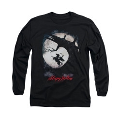 Image for Sleepy Hollow Long Sleeve T-Shirt - Poster