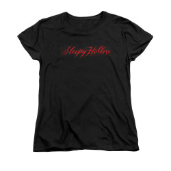 Image for Sleepy Hollow Woman's T-Shirt - Logo