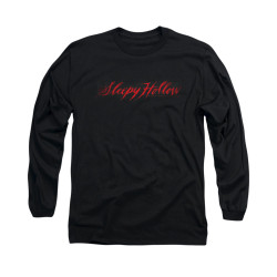 Image for Sleepy Hollow Long Sleeve T-Shirt - Logo