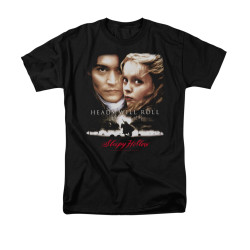 Image for Sleepy Hollow T-Shirt - Heads Will Roll