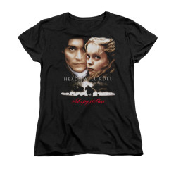Image for Sleepy Hollow Woman's T-Shirt - Heads Will Roll