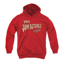 Image for Smokey and the Bandit Youth Hoodie - Sombitch