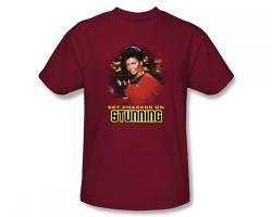 Image Closeup for Star Trek T-Shirt - Stunning