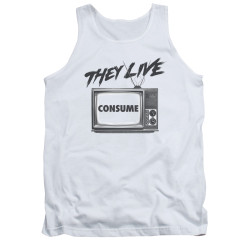 Image for They Live Tank Top - Consume
