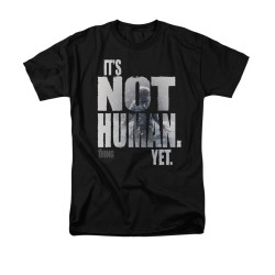 Image for The Thing T-Shirt - Not Human Yet