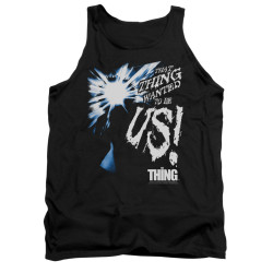 Image for The Thing Tank Top - Wanted to be Us