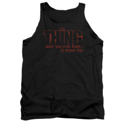 Image for The Thing Tank Top - Fear