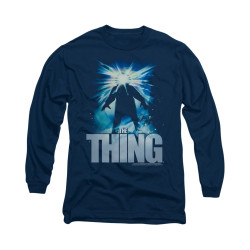 Image for The Thing Long Sleeve T-Shirt - Ice